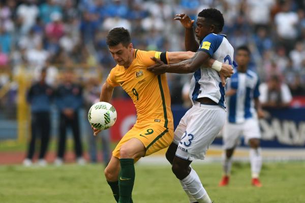 Classy Caltex Socceroos earn scoreless draw in Honduras