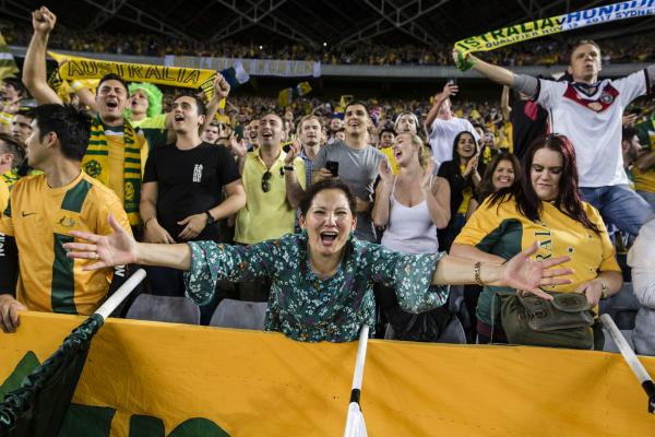 Caltex Socceroos the toast of Twitter! Best tweets here