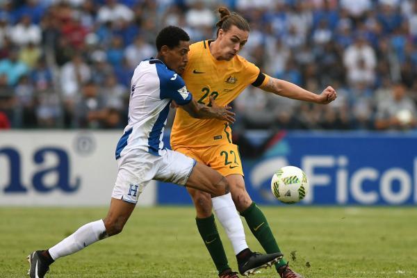 In pictures: Caltex Socceroos v Honduras in San Pedro Sula