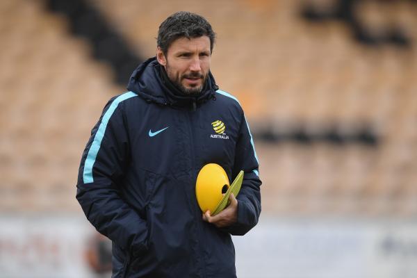 Van Bommel's 'team' theme as Australia prepare to face Norway