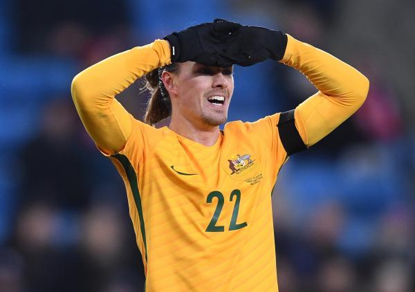 Goal-scorer Irvine welcomes new Caltex Socceroos role