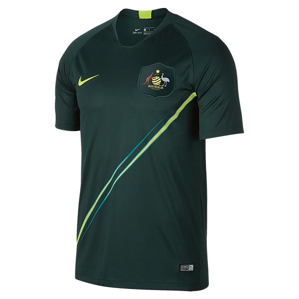 Men's Nike Kit Socceroos Waves Away Jersey