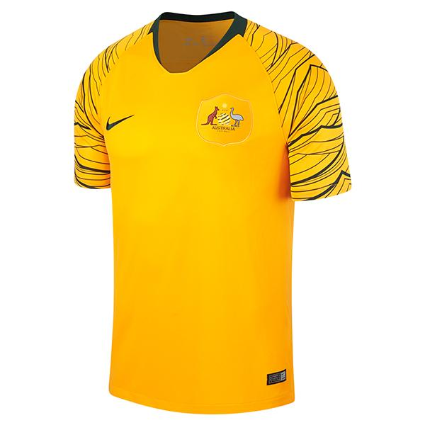 Men's Nike Kit Socceroos Waves Home Jersey
