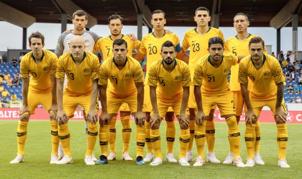 Caltex Socceroos finalise squad for Russia