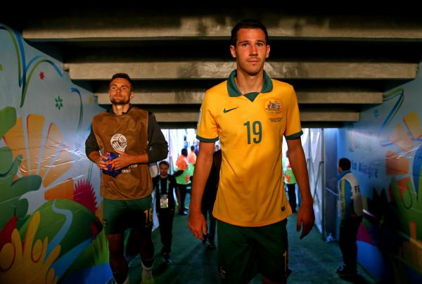 3 days to go: Ryan McGowan's FIFA World Cup story