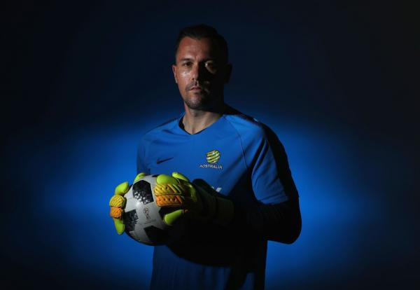 Vukovic blow: Caltex Socceroos keeper ruptures Achilles tendon