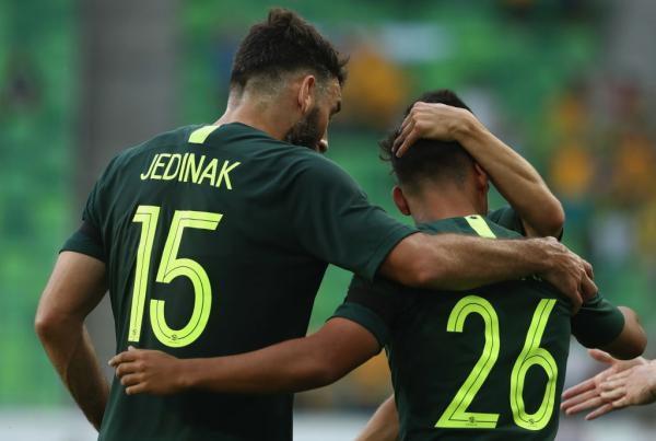 Arzani 'absolutely buzzing' after Hungary cameo