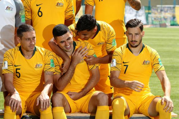 Created in the Hyundai A-League: History made in Russia