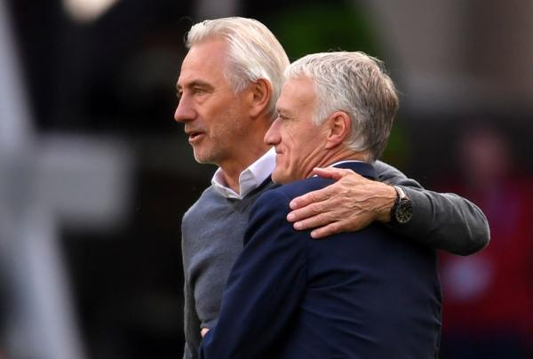 'Proud and disappointed': van Marwijk reacts to narrow France loss