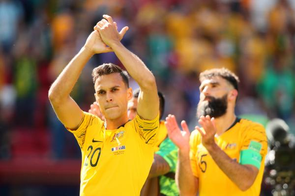 'One of the great individual Socceroos performances of all time'
