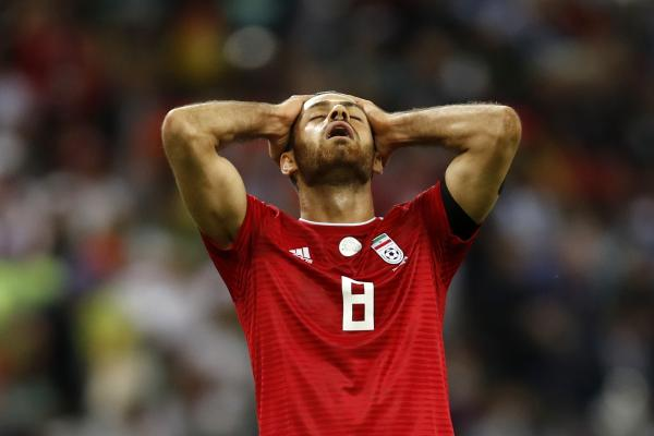 Russia Watch: Heartbreak for Iran, another Ronaldo record