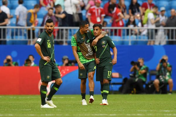 'Boy wonder' Arzani lights up FIFA World Cup™ stage