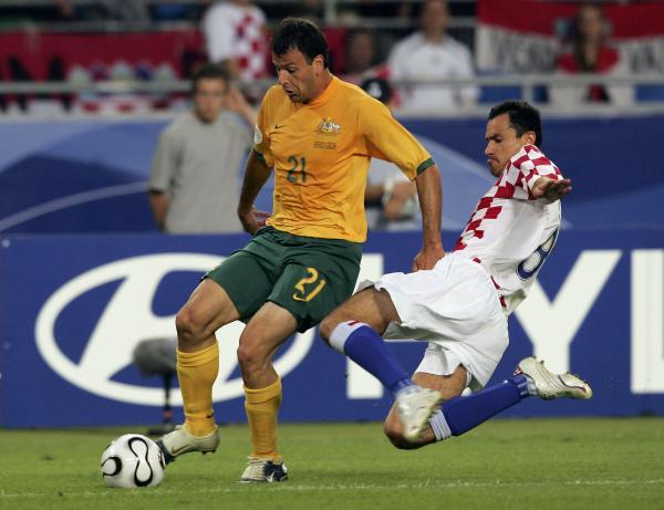 Socceroos can repeat 2006 glory: Sterjovski