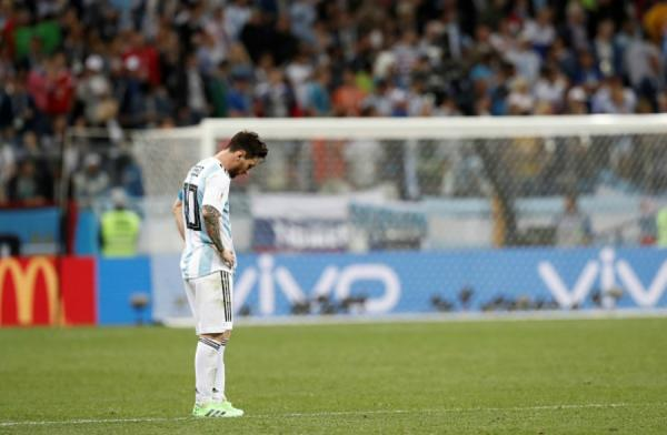 Russia Wrap: Messi's Argentina on the brink
