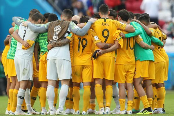 Australia after France match