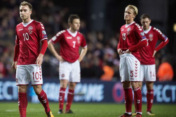 Denmark Kasper Dolberg