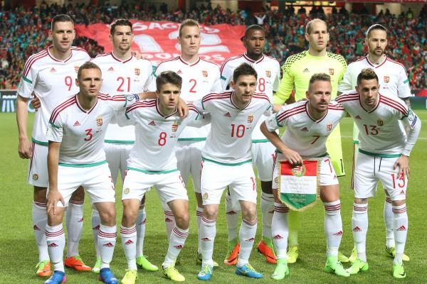 Hungary starting XI