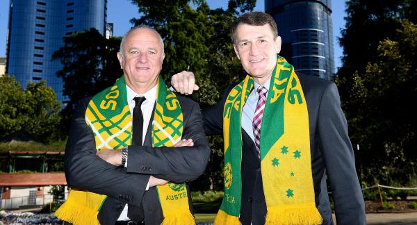 Caltex Socceroos to face Korea Republic in Brisbane in November