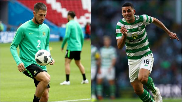 Milos Degenek; Tom Rogic