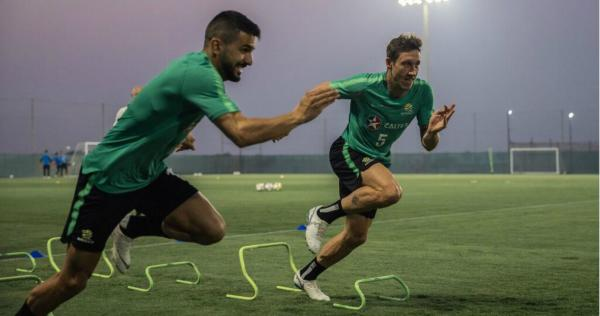 Camp in quotes: Attack-minded sessions have Caltex Socceroos raring to go