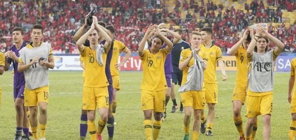 Joeys beaten in semi-finals at AFC U-16 Championships