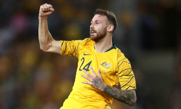 Boyle ready to be Caltex Socceroos super sub says Arnold
