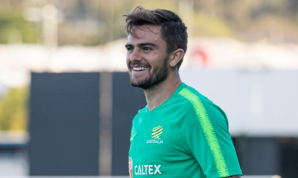 Risdon braced for 'big test' ahead of AFC Asian Cup defence