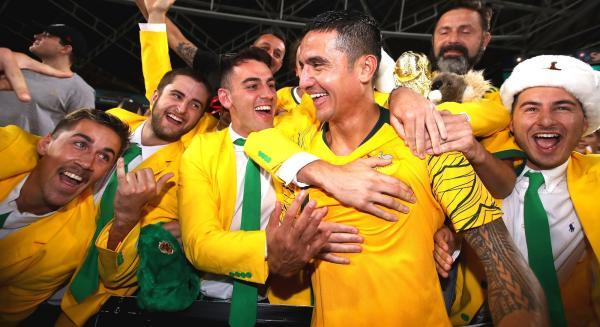 Australia v Lebanon - Socceroos Match Centre