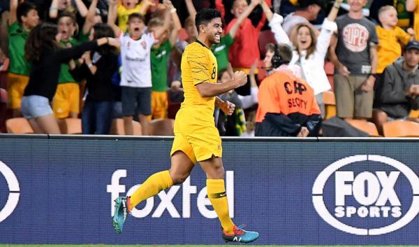 Luongo confident Caltex Socceroos will get 'even better'