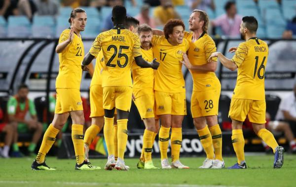 The men looking to cement their spots in the Caltex Socceroos set-up at AFC Asian Cup 2019