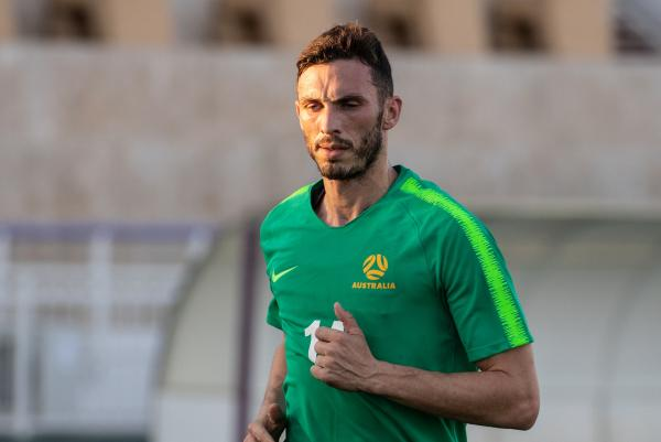 'There's great depth in the whole of Australia': Maclaren welcomes Giannou arrival