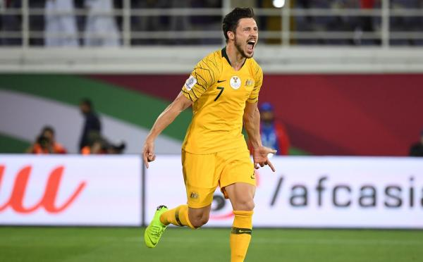 GALLERY: Ryan and Leckie the heroes for Socceroos against Uzbekistan