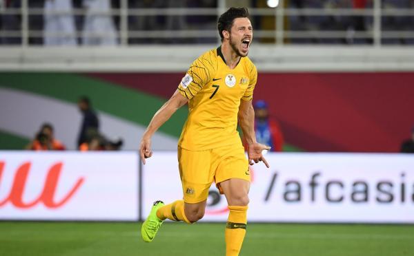 GALLERY: Ryan and Leckie the heroes for Socceroos against Uzbekistan