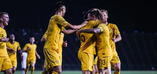 Wollongong and Campbelltown relishing Australia U-23's clash with New Zealand