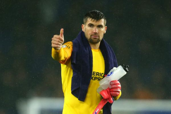 Mat Ryan has enjoyed an excellent season with Brighton in the EPL