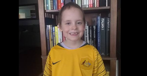 The Green & Gold gift for Mooy fan that went viral