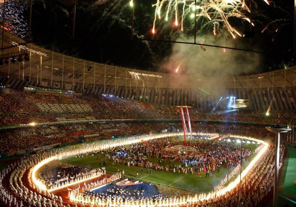 Busan Stadium, Korea Republic