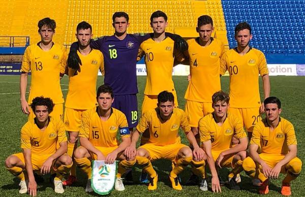 Young Socceroos News | Socceroos