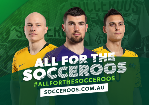 All for the Socceroos