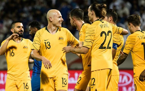 Socceroos squad announcement main image