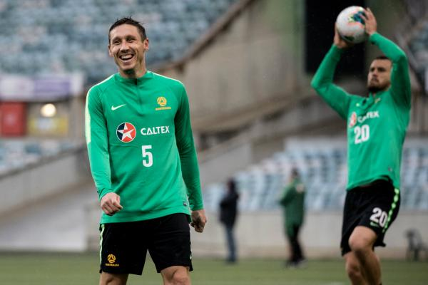 Socceroos prepare for Nepal in Canberra
