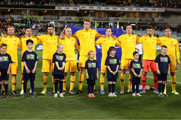Socceroos anthem