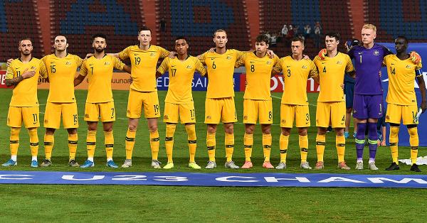 Australia U-23's v Korea Republic