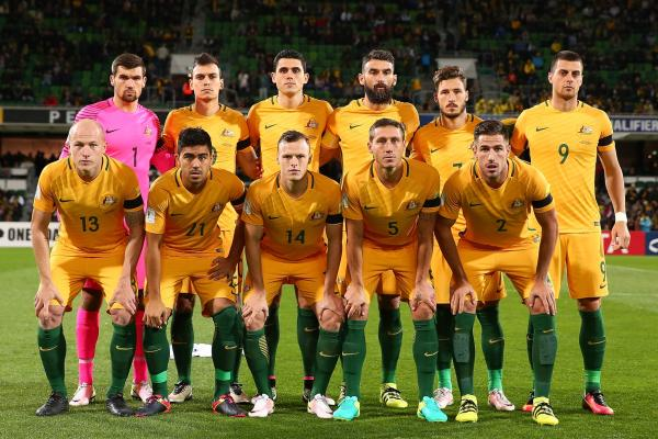 Caltex Socceroos