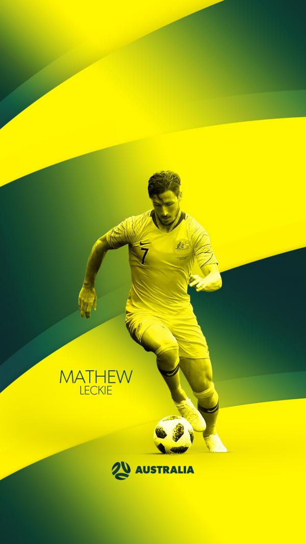Mathew Leckie mobile wallpaper