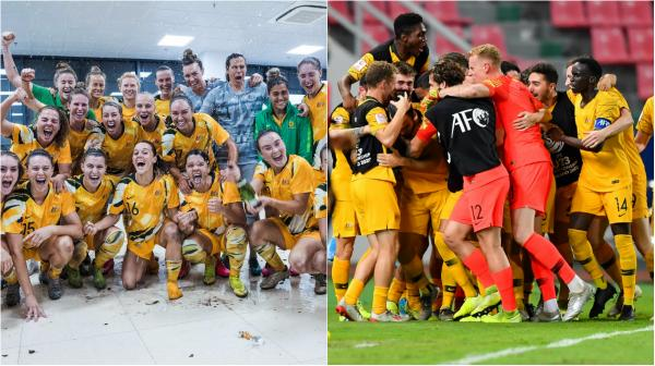 Westfield Matildas and Olyroos
