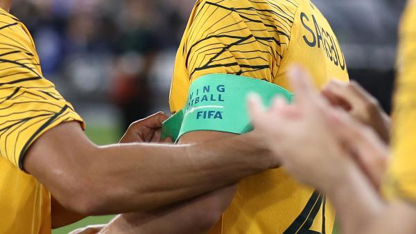 Socceroos captain armband