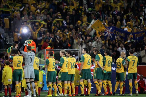 Socceroos 2010 World Cup quiz