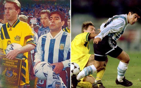 Paul Wade Diego Maradona