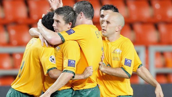 Socceroos v Oman 2007